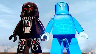 ДАРТ ВЕЙДЕР и ХРАНИТЕЛИ в LEGO Marvel's Avengers!