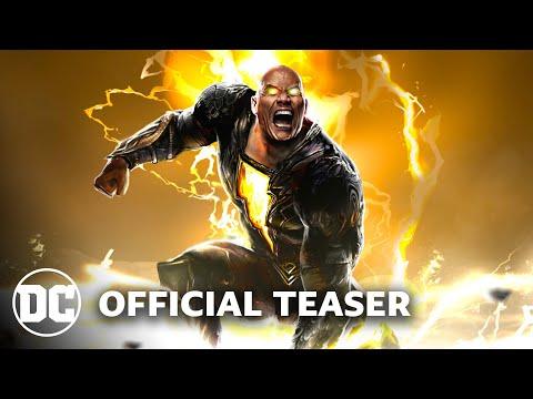 'Black Adam' Official Teaser