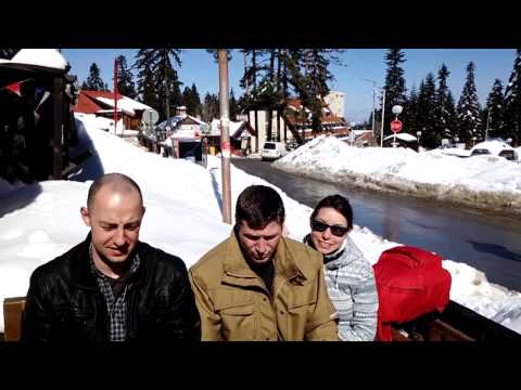 Borovets Winter Trip