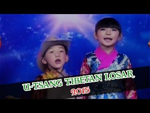 LHASA TIBETAN LOSAR 2015 - NEW YEAR CELEBRATION IN TIBET (U-TSANG)