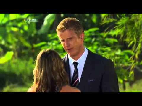 The Bachelor Sean Shoots Lindsay Down