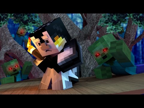 Minecraft | WORST NIGHTMARE - How to Survive a Zombie Apocalypse! (Zombie Survival)