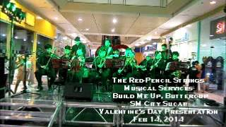 BUILD ME UP, BUTTERCUP (Instrumental) - The Red-Pencil Strings Musical Services