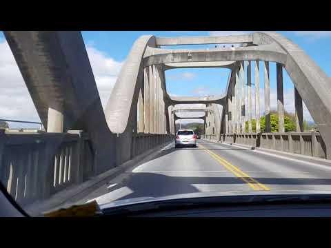 Dunedin to Balclutha country side, Otago, New Zealand October 2017