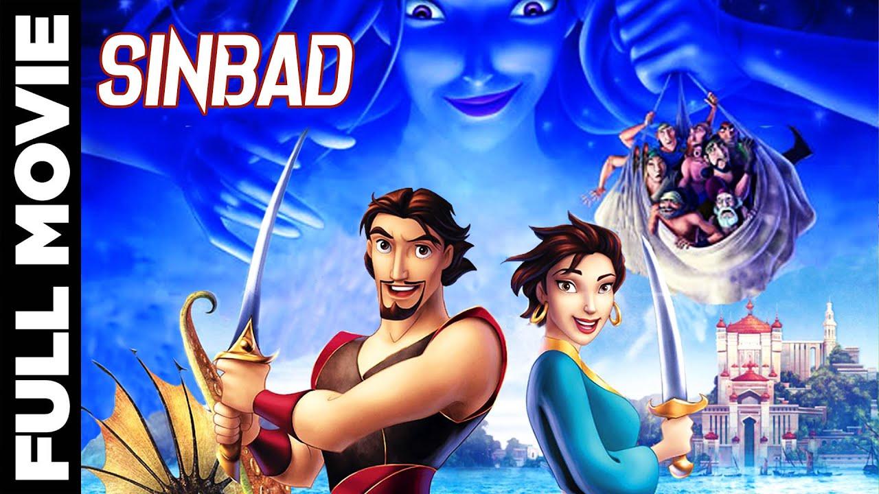 Download Sinbad   सिंदबाद   Fairy Tales in Hindi   Hindi Cartoon Movie   Full Movie in Hindi