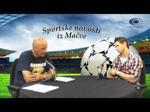 Sportske novosti iz Mačve-Radio Nešvil 13.06.2016.