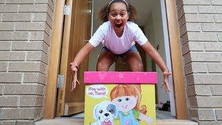TIANA'S MOVE TO AMERICA!!