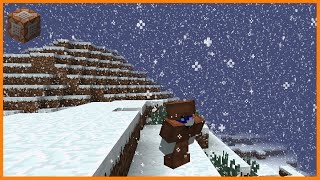 [Minecraft Vanilla Commands] - Slow Movement In Snow