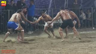 MOKHE (Jalandhar) KABADDI CUP   2016 || 2nd SEMI FINAL  KALASANGHEAN  vs MOKHA || FULL HD ||