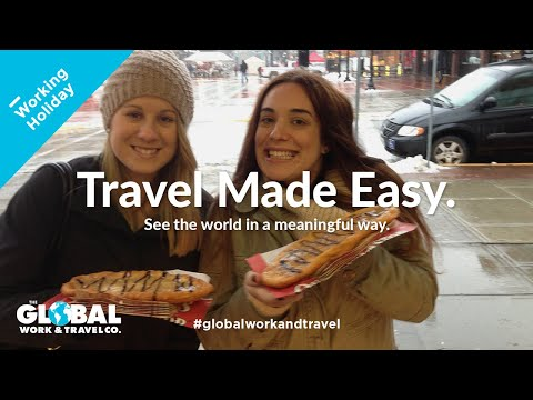 Work & Travel Canada with Kirralee - The Global Work & Travel Co. Reviews