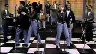 Grupomania Tema Herida al final de video canta Banchy y Edwin Serrano y Oscar y Alfred