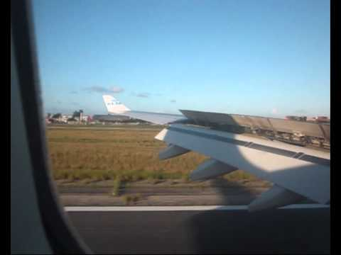 ✈ Airbus 330-200, KLM: Flight from Amsterdam to Aruba & Bonaire