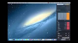 Рабочий стол Mac OS X ( Видеоурок )