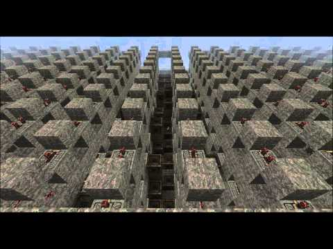 Minecraft - AC/DC Shoot To Thrill