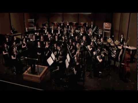 Union High School Wind Ensemble - One Life Beautiful by Julie Giroux