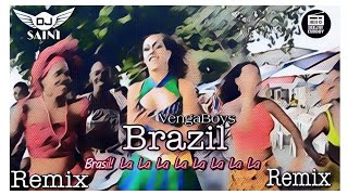 Brazil Dhol Remix - VengaBoys - Dj Saini - Dj Dance Remix 2021 English Dance Special Song Trending