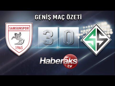 Yılport Samsunspor – Sakaryaspor (Geniş Maç Özeti) - 4 Mayıs 2019