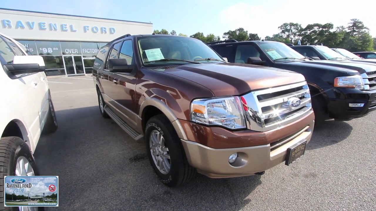 Ford Expedition El Xlt For Sale Review Condition Report At Ravenel Ford April