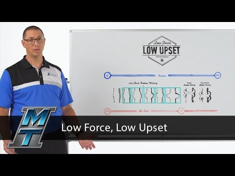 MTI Whiteboard Wednesdays: Low Force, Low Upset