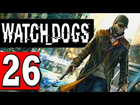 """Watch Dogs Walkthrough Part 26 MISSION HOPE IS A SAD THING """"Watch Dogs PS4 XBOX PC"""""""
