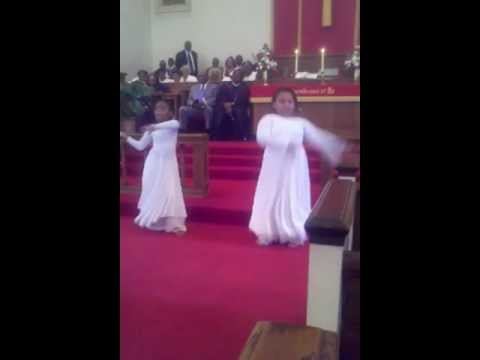 Youth for Christ from Union Wesley AME Zion Church Washington, DC