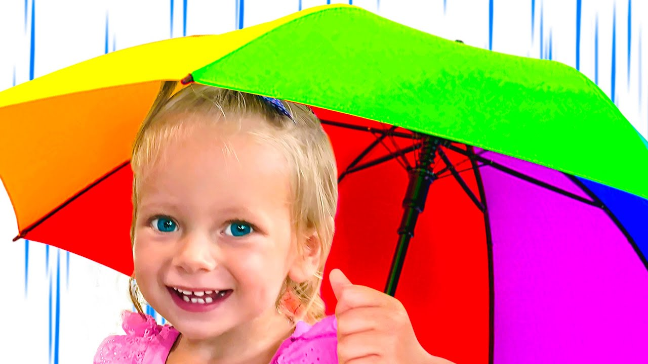 Lluvia lluvia Vete Ya - Historia infantil con Maya y Mary