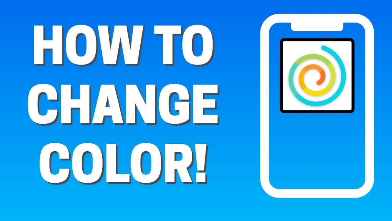 Funimate How To Change Background Color Youtube