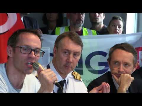 Conflit Air France, Conférence de presse de l'intersyndicale du 11 avril, Bilan