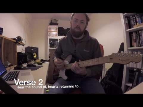 Guitar for 'Praise is Rising' in Key of G