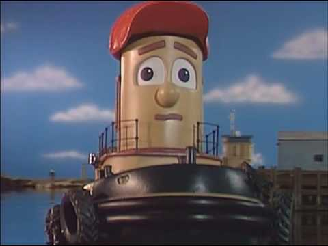 Theodore Tugboat-Theodore And The Bickering Barges