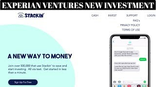 The All New Stackin App - An Experian Ventures Investment 2019 - Dave Ramsey, Financial Education
