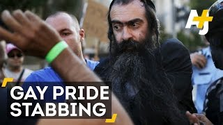 Ultra-Orthodox Jewish Man Allegedly Stabs 6 People At Jerusalem Gay Pride Parade