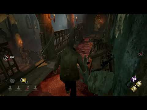 Lucky skill check for achievement - Dead by Daylight (XBOX one gt djiplay)