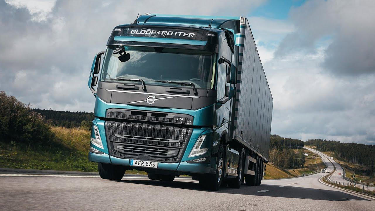 New Volvo Fm My2020 Youtube