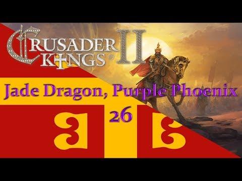 Crusader Kings II: Jade Dragon, Purple Phoenix 26 - World Conquest Attempt