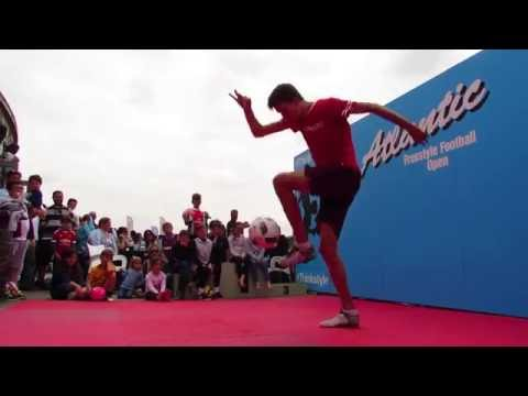 AFFO Battles - Steve Gray vs Calvin Carruthers (Semi-final 2