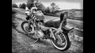 Harley-Davidson & Cajun music. A nice combination!