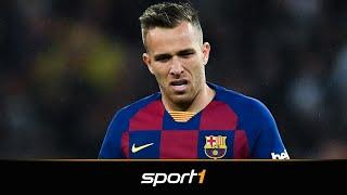 Boykott! Barca-Star will nicht mehr spielen | SPORT1 - DER TAG
