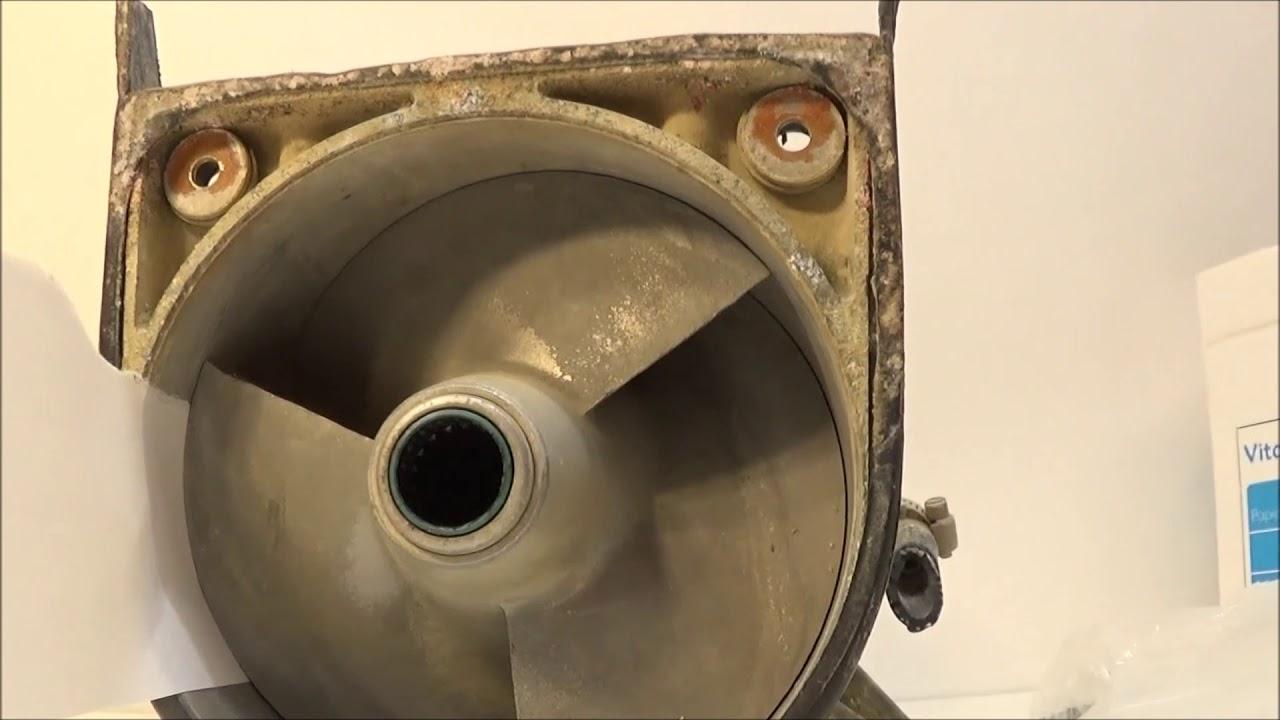1996 Kawasaki Jet Ski 750 SS Jet Pump Impeller Bearing Seized