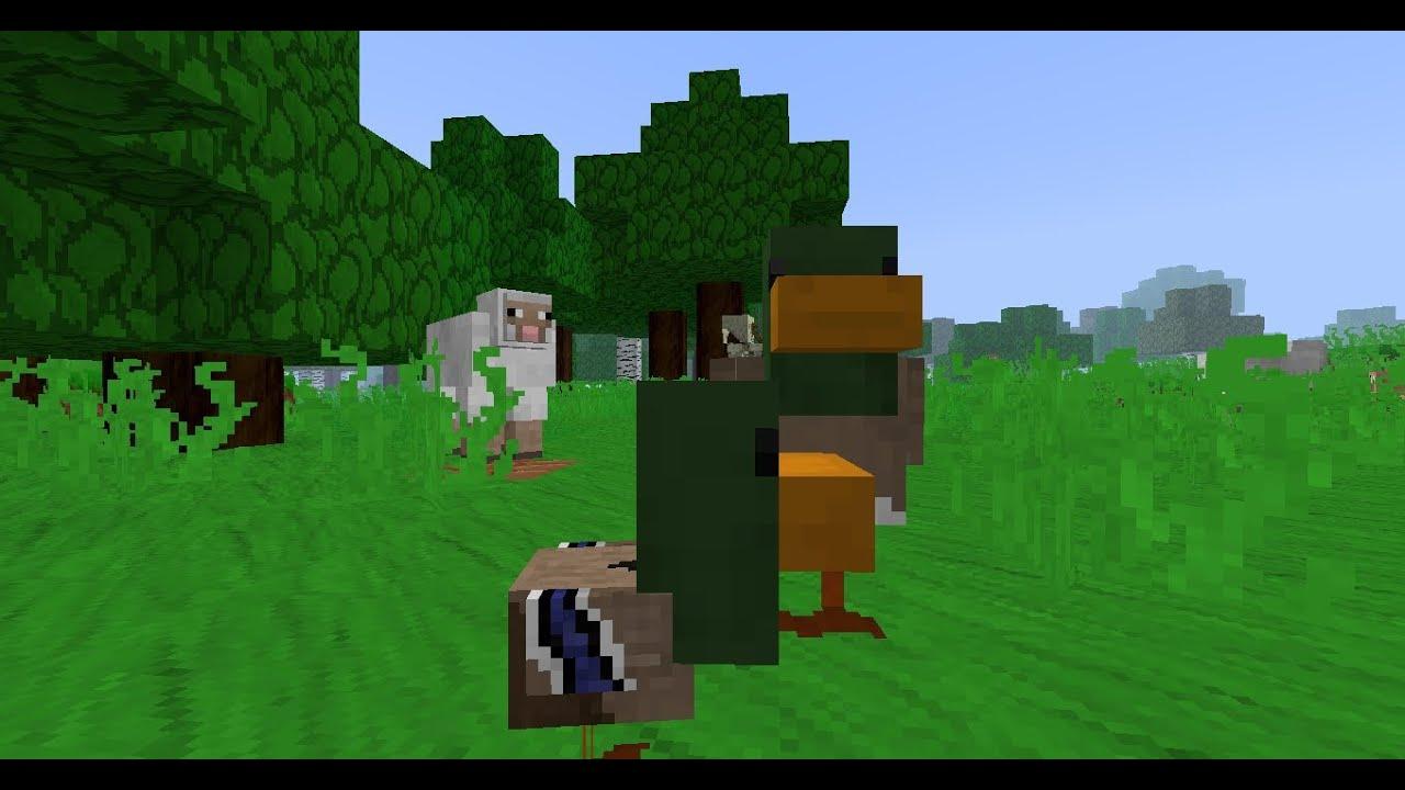 how to cook chicken in minecraft