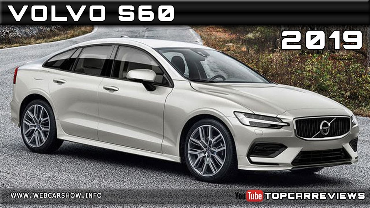 Volvo S60 Polestar >> 2019 VOLVO S60 Review Rendered Price Specs Release Date - YouTube