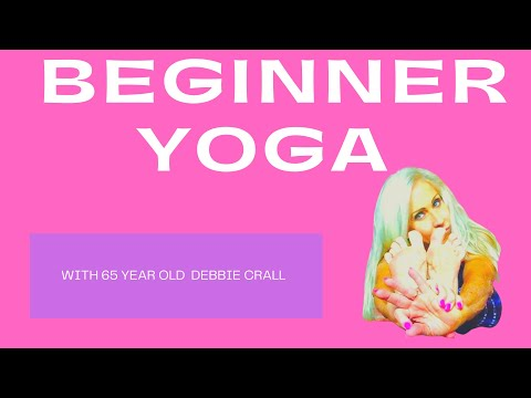 YOGA & BEGINNER stretches to obtain an overall sense of WELLNESS