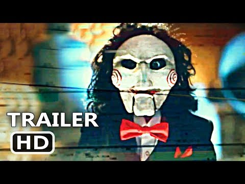 SAW 8 JIGSAW Official Trailer (2017) Thriller Movie HD