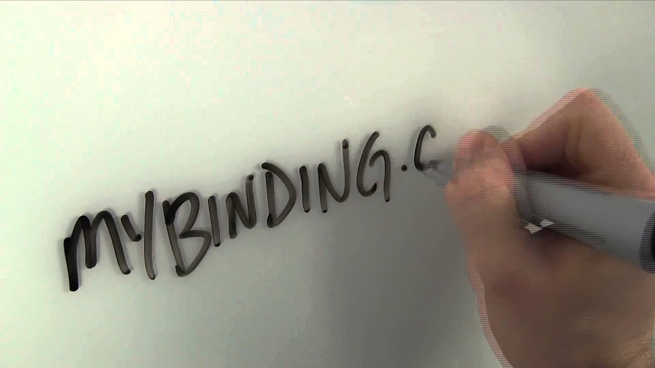 Quartet INFINITY Glass Dry Erase Boards Demo - YouTube
