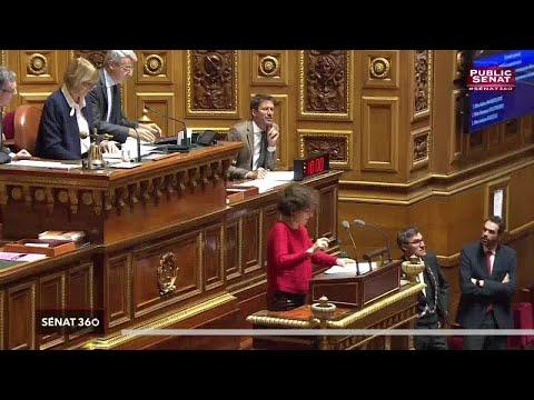 Retraites / Industrie / Energie - Sénat 360 (24/10/2018)