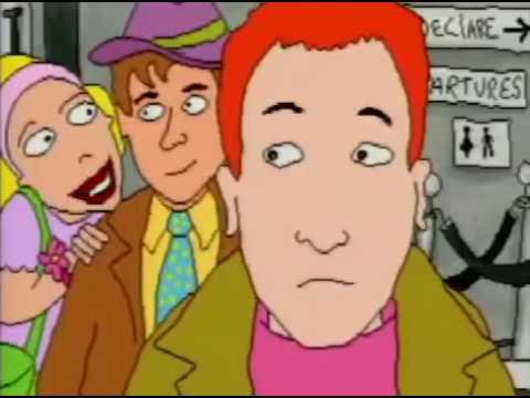 Dr. Katz, Professional Therapist Season 5, Episode 57 of 81 Alderman cartoons
