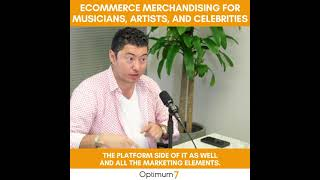 eCommerce Merchandising for Musicians, Artists, and Celebrities