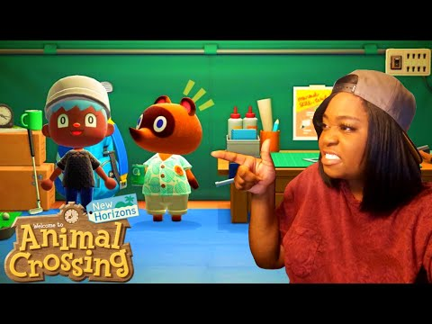 I GOT YOU, TOM NOOK THE CROOK!! | Animal Crossing: New Horizons | Let's Play | Ep.2