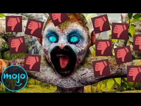 Top 10 Most Hated Games On Steam