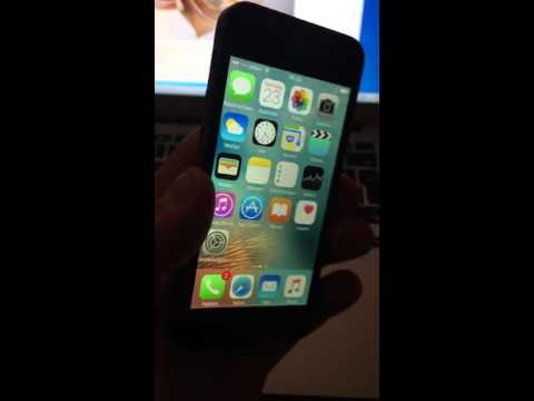 iphone 5s display touch youtube. Black Bedroom Furniture Sets. Home Design Ideas